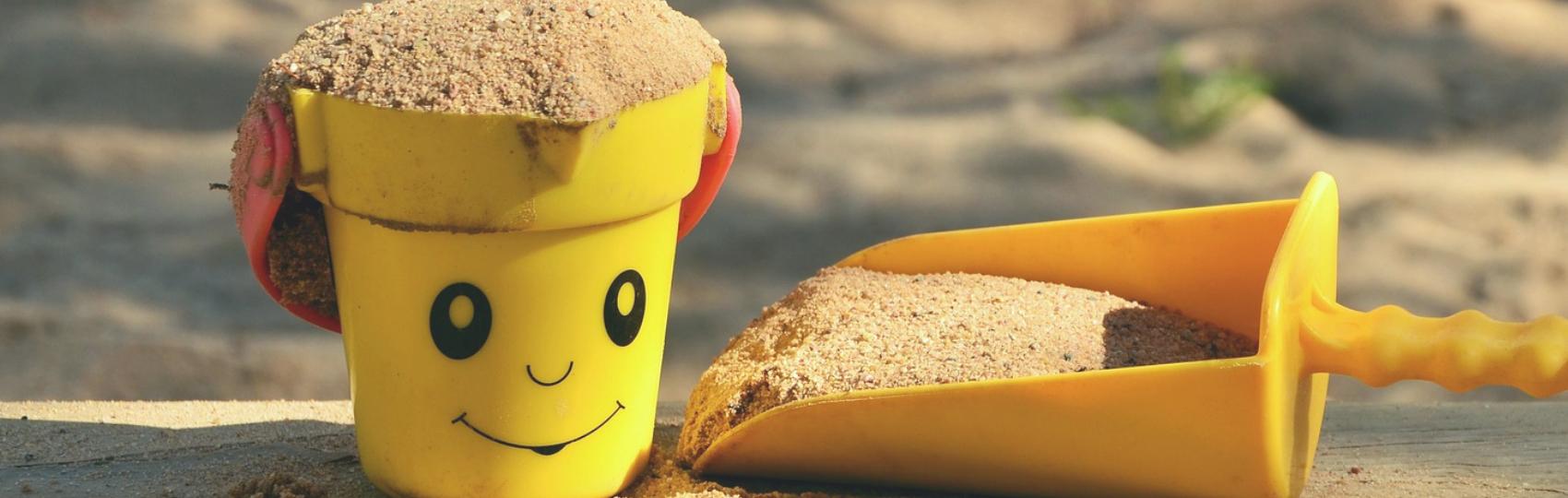 Sandreinigung & Spielsand Reinigung